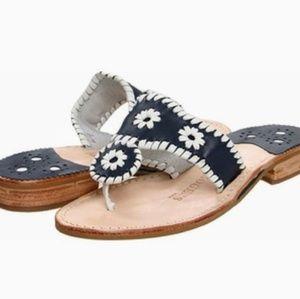 Jack Rogers 🌺 Palm Beach Sandals
